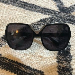Proenza Schouler Tinted Square Sunglasses